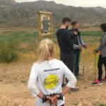 Costa Blanca Nordic Walking programa Camp d'Elx de Teleelx
