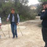 Costa Blanca Nordic Walking programa Teleelx