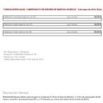 Documento de Sercotel Hotel AG Express Elche