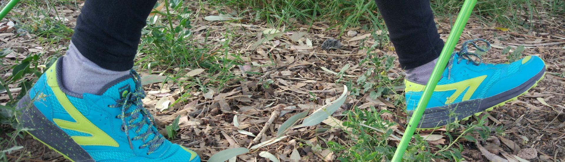 Marcha Nórdica zapatilla