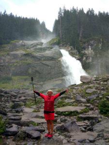 Instructora Marcha Nordica - Nordic Walking
